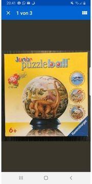 Ravensburger 3D Puzzle Junior - Dinosaurier