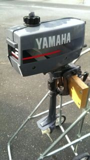 Yamaha Außenborder 2PS 2-Takt
