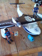 Wasserflugzeug Playmobil gut erhalten