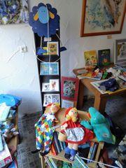 große Sammlung von Kinder- Flohmarkt