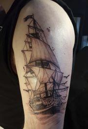 professionelle Tattoos