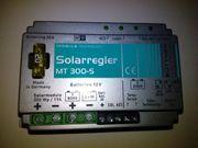 Solar Regler für Wohnmobil - Gartenhaus