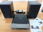 Philips - Bluetooth Wireless Micro System