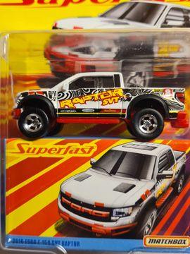 Matchbox Superfast 2010 Ford F-150: Kleinanzeigen aus Rödental - Rubrik Modellautos