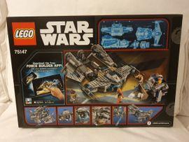 Spielzeug: Lego, Playmobil - LEGO Star Wars StarScavenger 75147