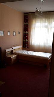 Bett Einzelbett mit Kommode incl