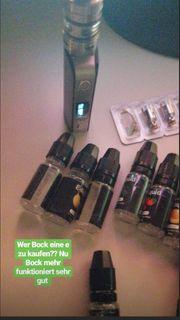 E-Zigarette 60w regulierbar