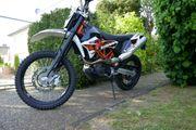 KTM 690 Enduro R TOP