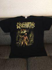 Kreator Tour Shirt 2014 original