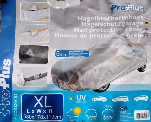 ProPlus Hagelschutzgarage Hülle Auto-Garage Abdeckplane