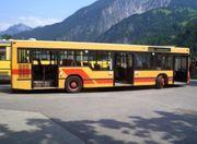 Linienbus nicht fahrbereit
