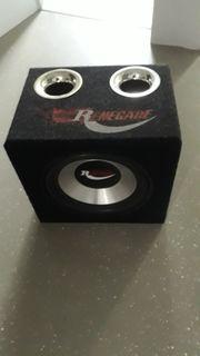 Bassbox Renegade 40x40x40 cm