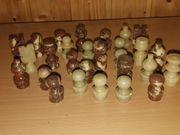Schachfiguren marmor