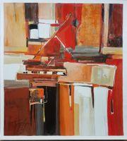 YURI TREMLER - Piano handsigniert