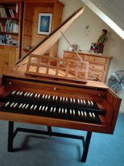 Cembalo Neupert Studio 65 von