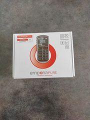 Emporia pure V 25 Seniorenhandy