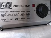 Fritteuse Fritel Profi-Line
