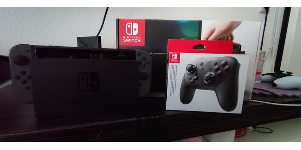 Nintendo Switch ink PRO CONTROLLER