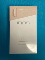 IQOS 3 DUO Gold NEU