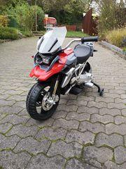 Kindermotorrad BMW R1200 GS Elektromotorrad