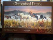 Clementoni Puzzle mit 13200 Teilen