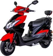 RE08 J-S Elektro Sport Motorroller