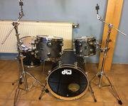 DW Eco-X Drumset Schlagzeug optional