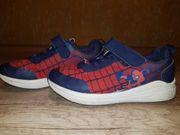 Spiderman Sneakers Marvel Gr 28