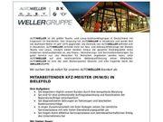 Mitarbeitender KFZ-Meister m w d