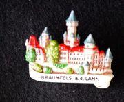 Anstecker Braunfels an der Lahn