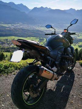 Kawasaki Z750 ABS: Kleinanzeigen aus Feldkirch - Rubrik Kawasaki über 500 ccm