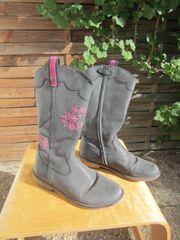 bezaubernde Schuhe Mädchenstiefel Gr 34