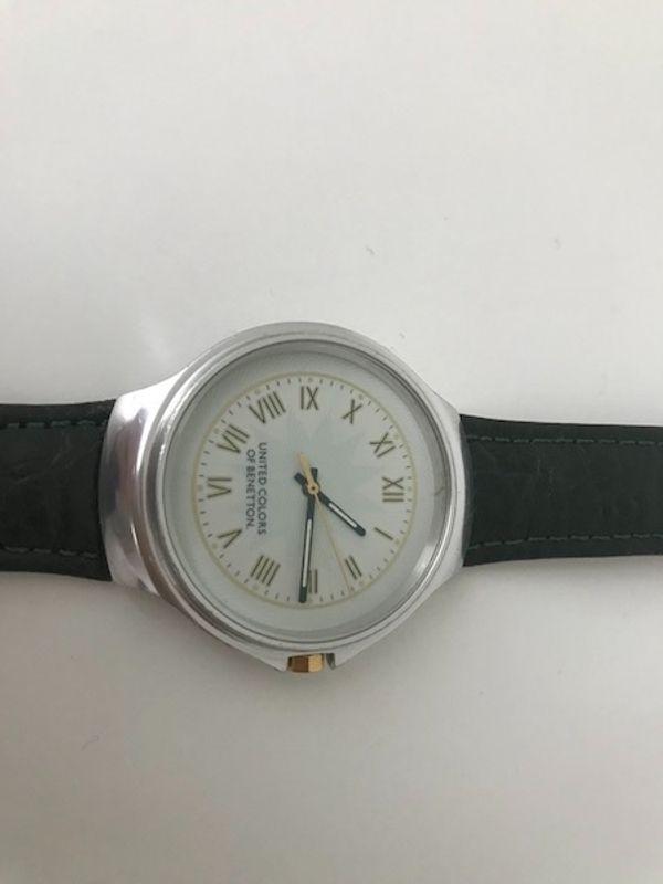 Benetton Armbanduhr