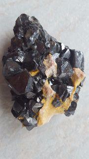 Mineralstufe Zinkblende Trepca Mitrovica Kosovo