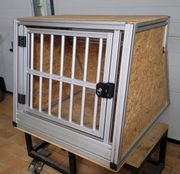 Hundebox Hundetransportbox für Dacia Duster