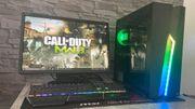 Gamer PC Set i 5