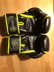 Venum Boxhandschuhe Gelb