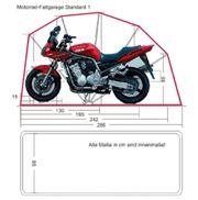 Motorrad Faltgarage Sonderpreis im Abverkauf