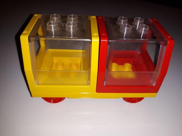 Lego Duplo Eisenbahn Wagon