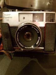 Alter Fotoapparat BRAUN super Paxette