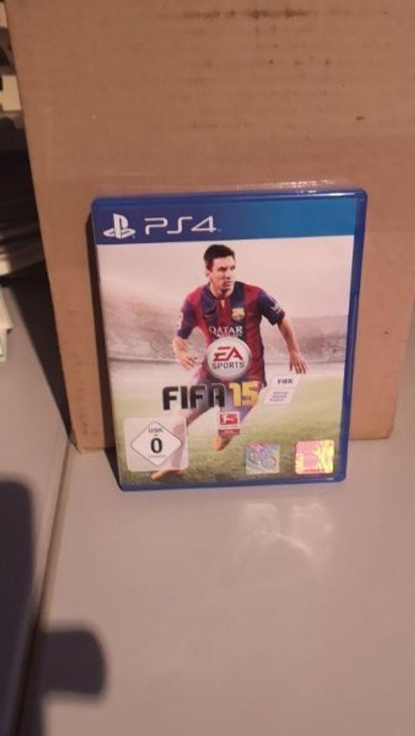 Fifa 15 für PS4