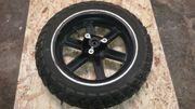 CPI Vorderradfelge mit Reifen - 120 70-12
