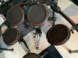 Drums, Percussion, Orff - Schlagzeug FAME DD-5500 Complete 1
