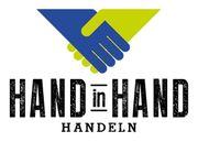Wort- Bildmarke Hand in Hand
