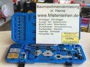 KFZ-Werkzeug Motor-Einstell-Werkzeug Satz Motor Werkzeug