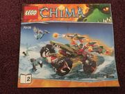 Lego Legends of Chima CD