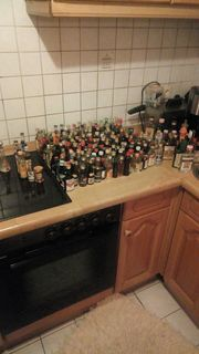 Sammler Flaschen