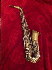 Selmer Mark VI Alto Saxophon