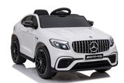 Kinderfahrzeug - Elektro Auto Mercedes GLC63S - M