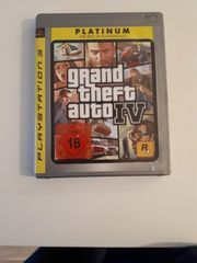 Grand Theft Auto IV Playstation